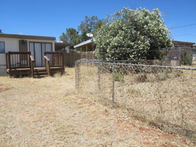 125 Graham Drive, Bisbee, AZ 85603 (MLS #167675) :: Service First Realty