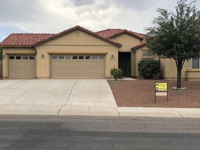 2093 Prairie Grass Drive, Sierra Vista, AZ 85635 (MLS #168030) :: Service First Realty