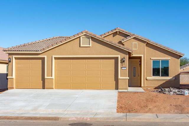 1181 Barnes Drive Lot 244, Sierra Vista, AZ 85635 (#168566) :: Long Realty Company