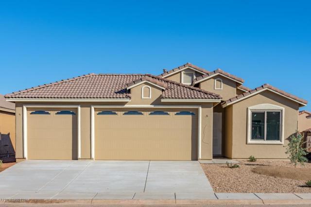 1169 Barnes Drive Lot 245, Sierra Vista, AZ 85635 (#168582) :: Long Realty Company