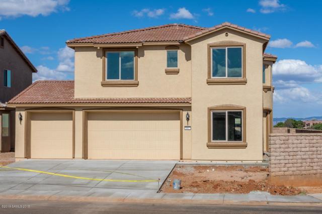 1007 Sam Kee Place Lot 325, Sierra Vista, AZ 85635 (MLS #169720) :: Service First Realty