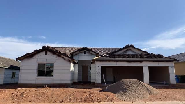 3595 Rhapsody Drive Lot 141, Sierra Vista, AZ 85650 (MLS #171013) :: Service First Realty