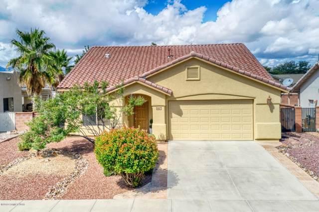 5427 Cedar Springs Drive, Sierra Vista, AZ 85635 (MLS #171980) :: Service First Realty