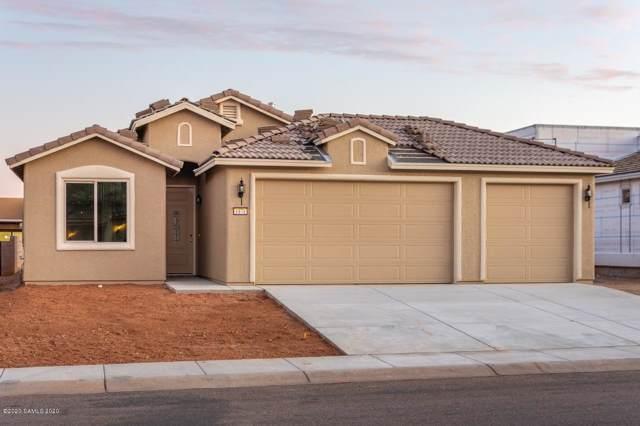1171 Horner Drive Lot 270, Sierra Vista, AZ 85635 (MLS #172116) :: Service First Realty