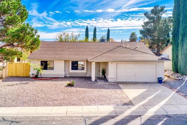 2708 Canyon View Drive, Sierra Vista, AZ 85650 (MLS #172396) :: Service First Realty