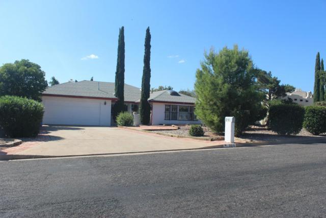 3016 Pebble Beach Drive, Sierra Vista, AZ 85650 (MLS #163897) :: Service First Realty