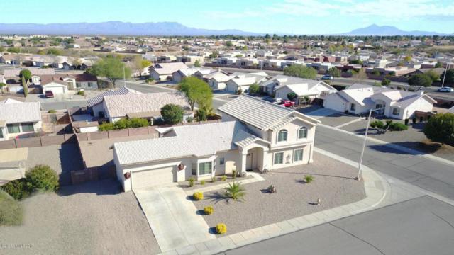 2203 Santa Fe Trail, Sierra Vista, AZ 85635 (MLS #165437) :: Service First Realty