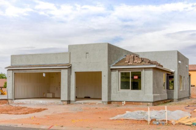 1135 Barnes Drive Lot 247, Sierra Vista, AZ 85635 (MLS #166106) :: Service First Realty