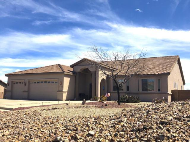 3725 La Terraza Drive, Sierra Vista, AZ 85650 (MLS #166442) :: Service First Realty