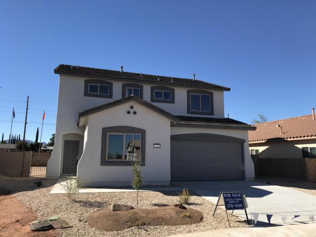 1236 Monte Vista Avenue Lot 525, Sierra Vista, AZ 85635 (MLS #168420) :: Service First Realty
