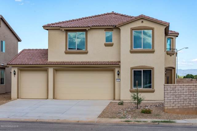 1007 Sam Kee Place Lot 325, Sierra Vista, AZ 85635 (MLS #169720) :: Service First Realty