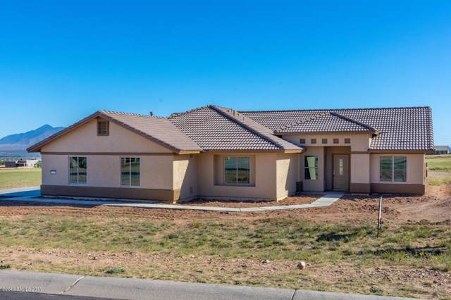 6645 E Saddlehorn Circle Lot 76, Hereford, AZ 85615 (MLS #171756) :: Service First Realty