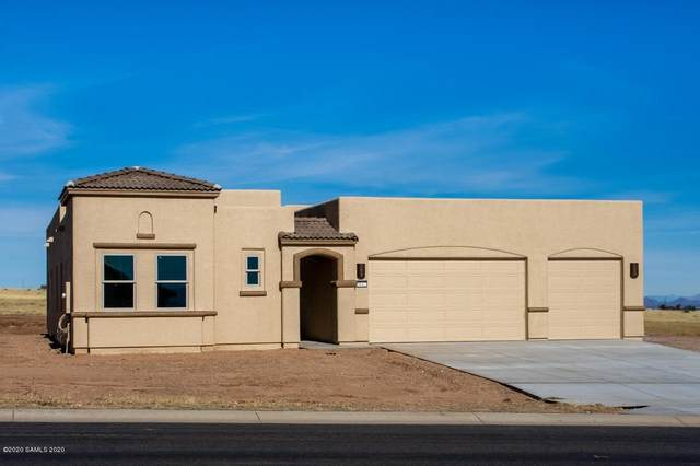 6642 E Saddlehorn Circle Lot 19, Hereford, AZ 85615 (MLS #172667) :: Service First Realty