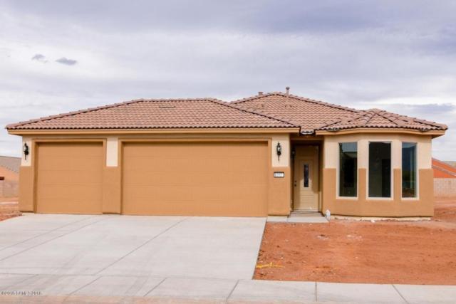 1193 Barnes Drive Lot 243, Sierra Vista, AZ 85635 (MLS #165394) :: Service First Realty