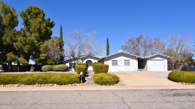 2141 Lexington Drive, Sierra Vista, AZ 85635 (MLS #165999) :: Service First Realty