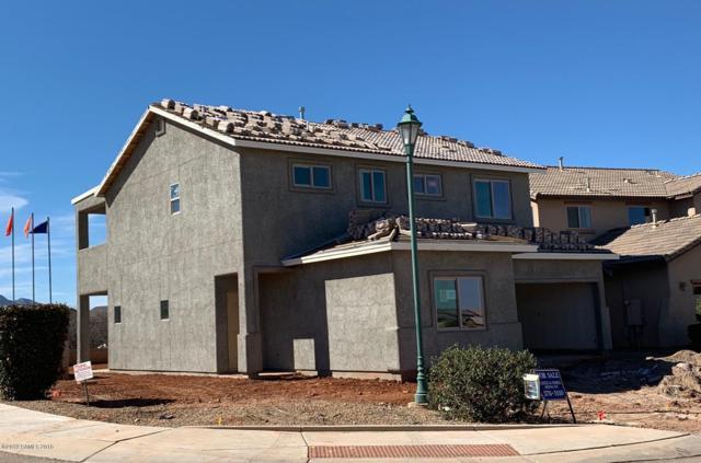 4515 Tranquility Street Lot 1, Sierra Vista, AZ 85650 (MLS #169095) :: Service First Realty