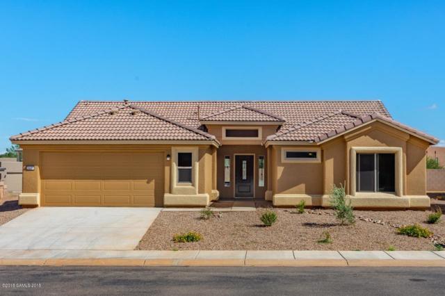 2065 Cascadia Drive Lot 34, Sierra Vista, AZ 85635 (MLS #166103) :: Service First Realty