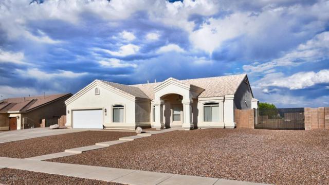 3445 La Terraza Drive, Sierra Vista, AZ 85650 (MLS #165432) :: Service First Realty