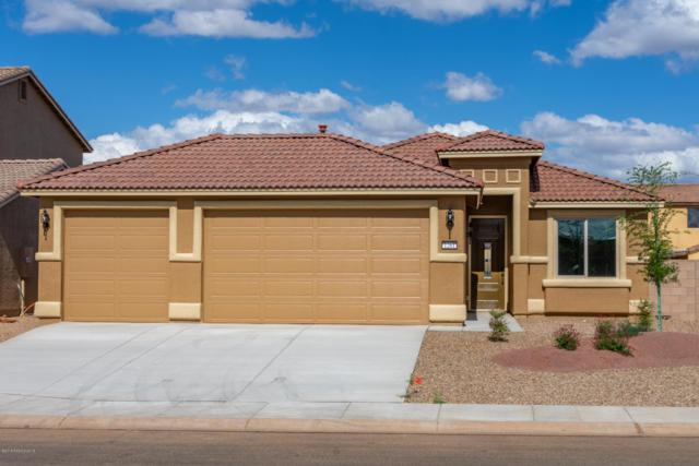 1261 Barnes Drive Lot 239, Sierra Vista, AZ 85635 (#167119) :: Long Realty Company