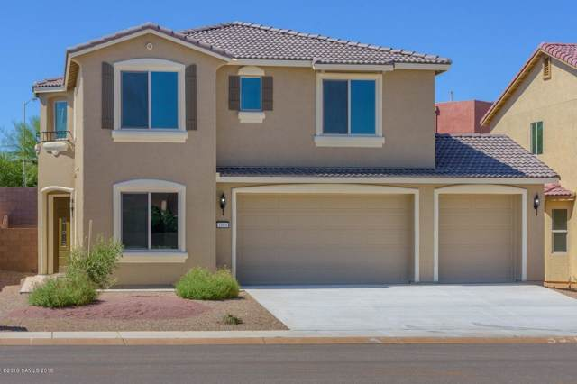 1060 Wagner Place Lot 329, Sierra Vista, AZ 85635 (#167384) :: Long Realty Company