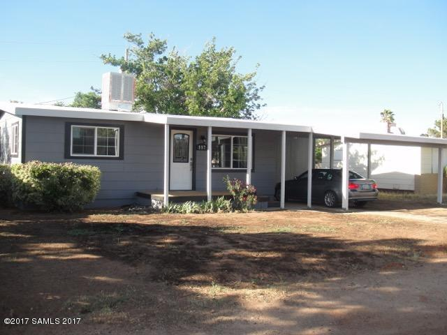 117 Keating Street, Sierra Vista, AZ 85635 (MLS #162986) :: Service First Realty