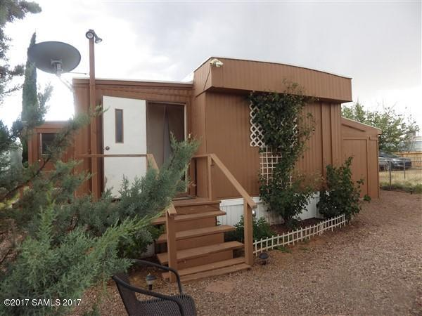 108 E Camino De Tundra, Huachuca City, AZ 85616 (MLS #163365) :: Service First Realty