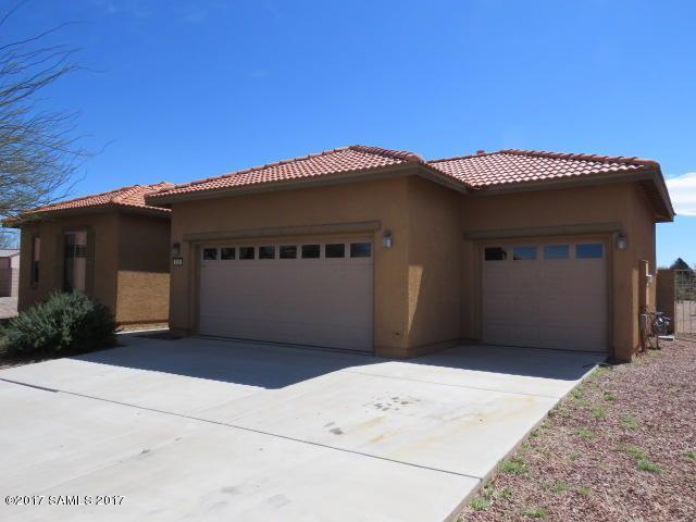 2398 Prairie Grass Drive, Sierra Vista, AZ 85635 (MLS #163603) :: Service First Realty