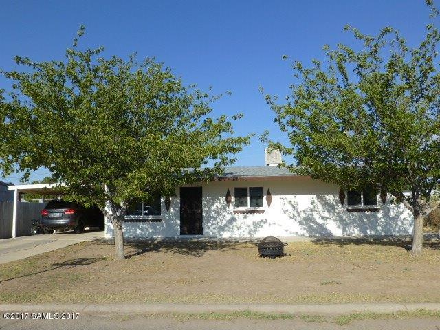 268 N Scott Avenue, Benson, AZ 85602 (MLS #163690) :: Service First Realty