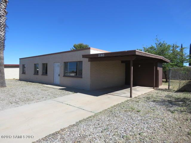 2160 Santa Catalina Drive, Sierra Vista, AZ 85635 (MLS #163993) :: Service First Realty