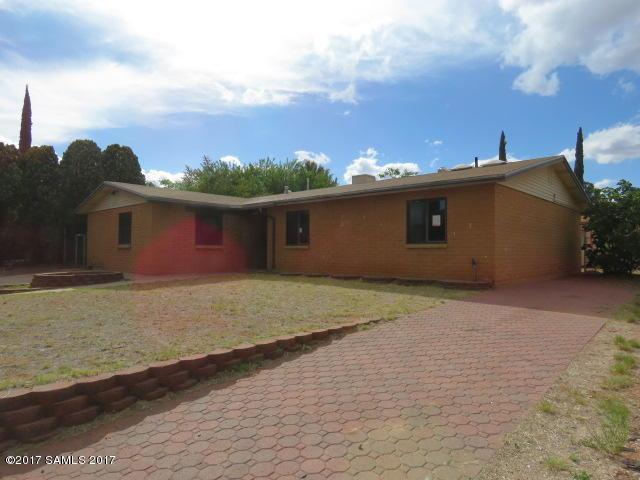 4905 E Vespucci Drive, Sierra Vista, AZ 85635 (MLS #164406) :: Service First Realty