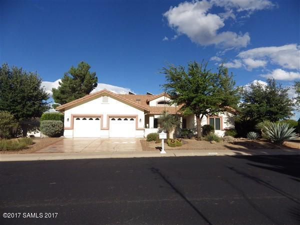 3033 Glenview Drive, Sierra Vista, AZ 85650 (MLS #164692) :: Service First Realty