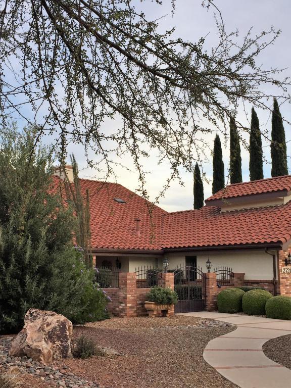 2721 E Brewer Drive, Sierra Vista, AZ 85650 (MLS #164814) :: Service First Realty