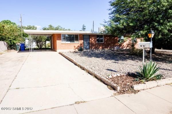 4565 Aspen Drive, Sierra Vista, AZ 85635 (MLS #165024) :: Service First Realty