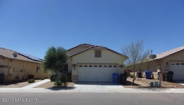 4466 Resort Drive, Sierra Vista, AZ 85650 (MLS #165037) :: Service First Realty