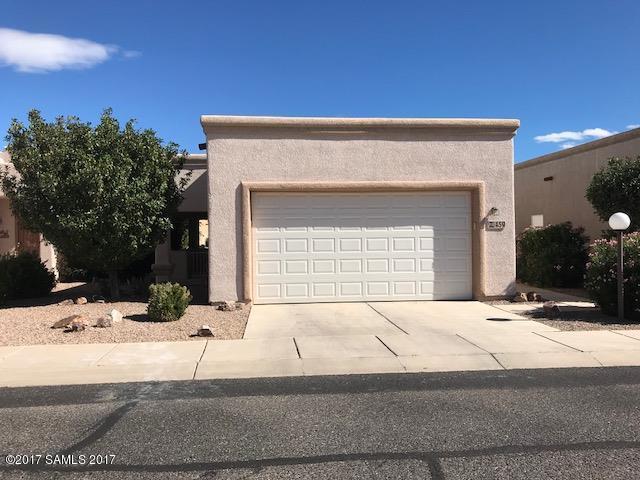 459 S Sky Ranch Road, Sierra Vista, AZ 85635 (MLS #165206) :: Service First Realty