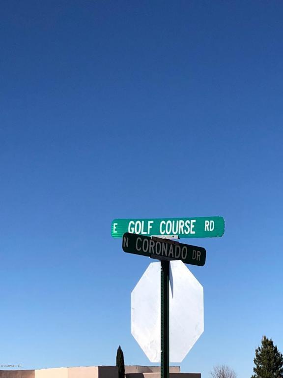 1762 E Golf Course Road, Douglas, AZ 85607 (MLS #165728) :: Service First Realty