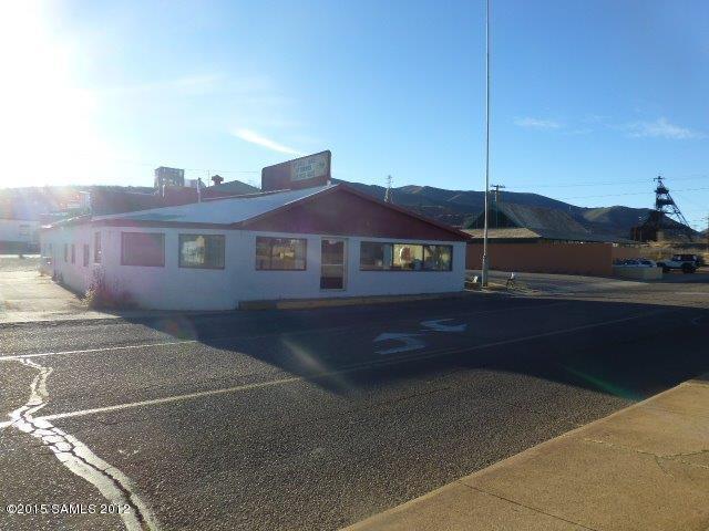 203 Bisbee Road Ste A, Bisbee, AZ 85603 (MLS #165830) :: Service First Realty