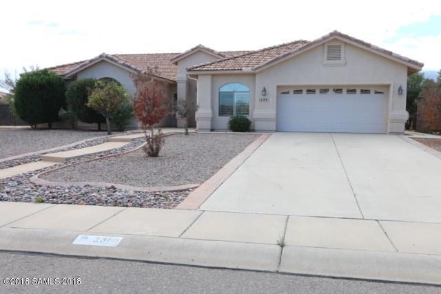 3388 Herba De Maria, Sierra Vista, AZ 85650 (MLS #165874) :: Service First Realty