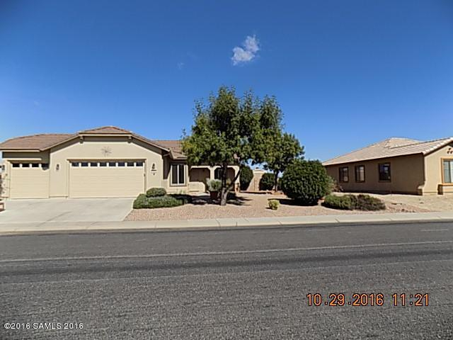 1687 Laguna Nigel Drive, Sierra Vista, AZ 85635 (MLS #165877) :: Service First Realty