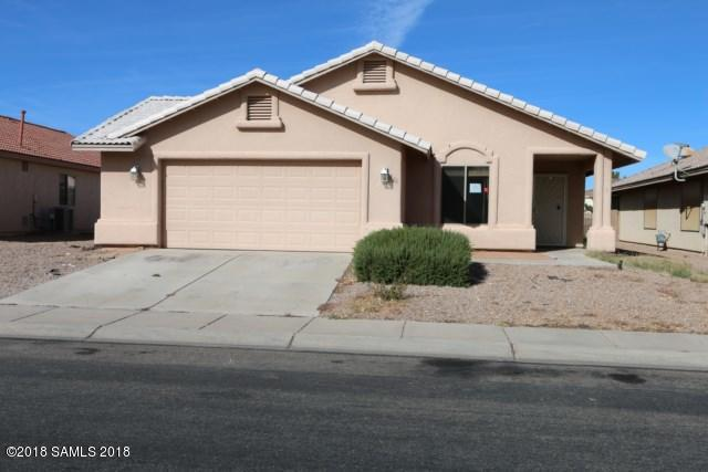 846 Montrose Avenue, Sierra Vista, AZ 85635 (MLS #165881) :: Service First Realty
