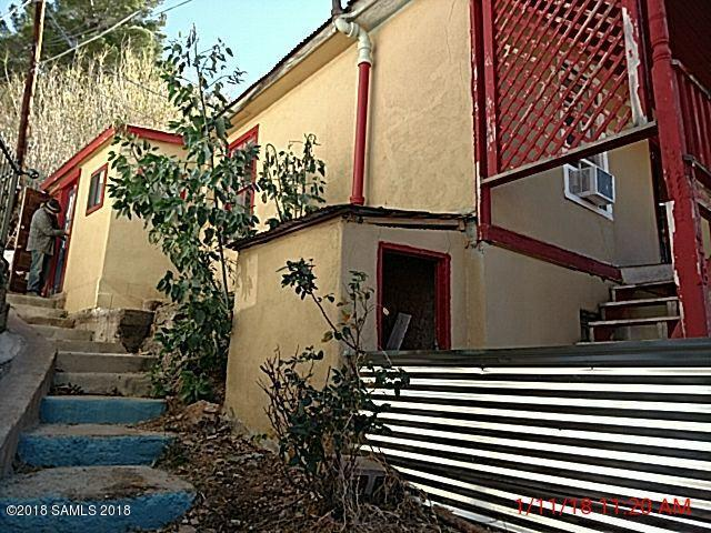 47 B Ok Street, Bisbee, AZ 85603 (MLS #166010) :: Service First Realty