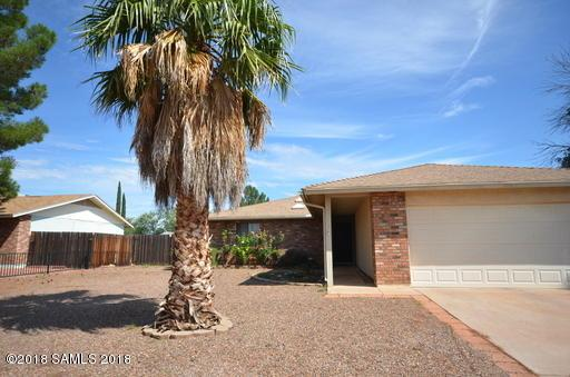 5095 Calle Vieja, Sierra Vista, AZ 85635 (MLS #166013) :: Service First Realty