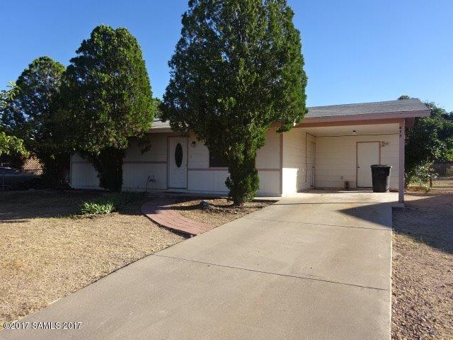 615 W Cactus Street, Benson, AZ 85602 (#166049) :: Long Realty Company