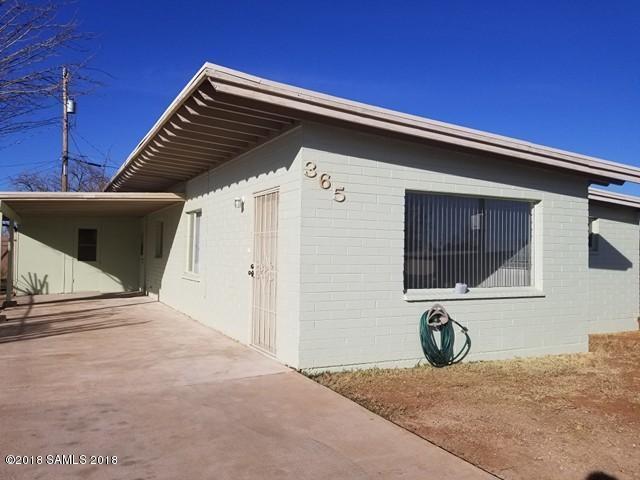 365 Berridge Drive, Sierra Vista, AZ 85635 (#166056) :: The Josh Berkley Team
