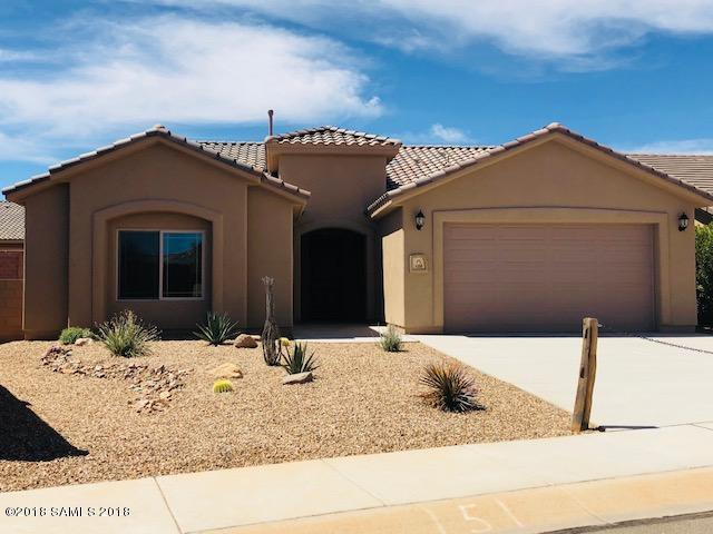 380 Verde Trail Drive, Sierra Vista, AZ 85635 (MLS #166656) :: Service First Realty