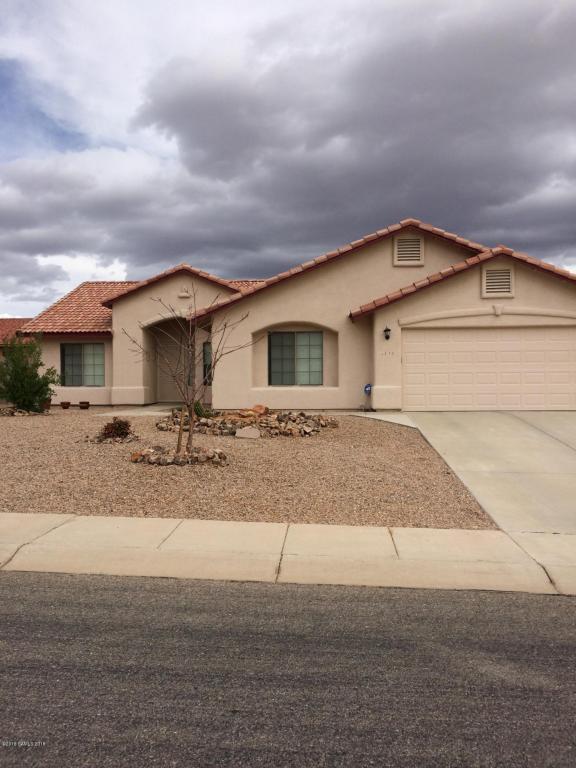 1747 Mission Viejo Drive, Sierra Vista, AZ 85635 (MLS #166770) :: Service First Realty