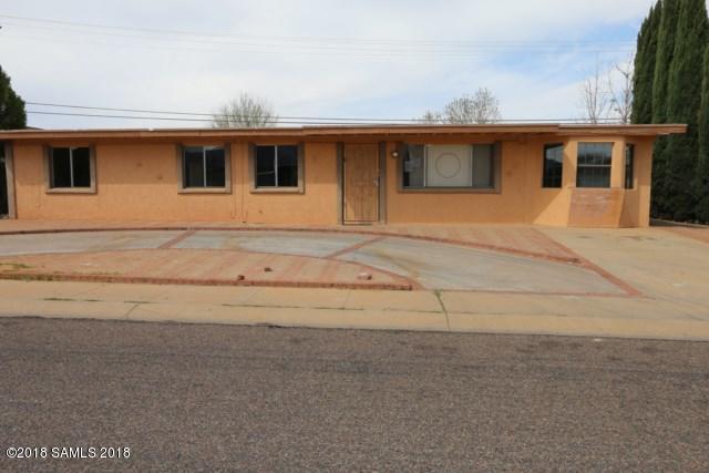 2287 Santa Catalina Drive, Sierra Vista, AZ 85635 (MLS #166803) :: Service First Realty