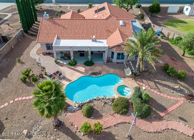 3515 Plaza De La Rosa, Sierra Vista, AZ 85650 (#166806) :: Long Realty Company