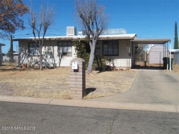 133 Keating Street, Sierra Vista, AZ 85635 (#166812) :: Long Realty Company