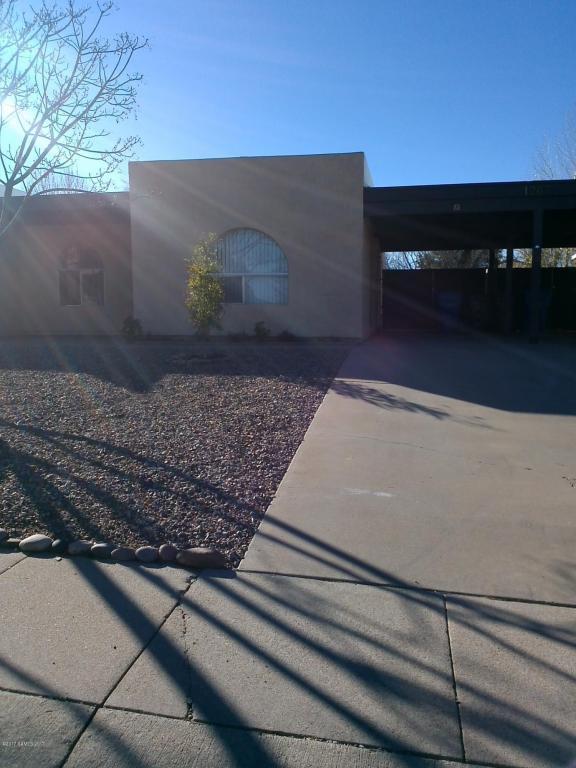 1265 Plaza Maria B, Sierra Vista, AZ 85635 (MLS #166839) :: Service First Realty